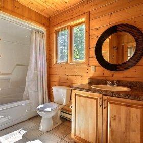 Душевая для деревянного дома своими руками