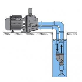 Самодельный эжектор для насосной станции: пошаговый пример изготовления