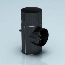 Шибер для дымохода что это коаксиальный дымоход для газового котла vaillant купить