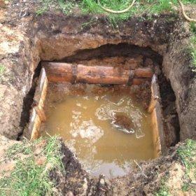 Как устроить септик при высоком уровне грунтовых вод: варианты решения насущной проблемы
