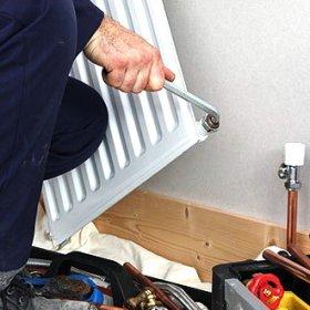 Установка чугунных радиаторов отопления своими руками в частном доме фото 130