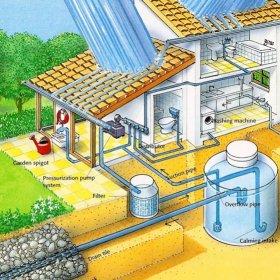Как обустроить экодом: строительство загородного дома по экологическим стандартам