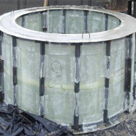 Как самостоятельно сделать железобетонные кольца для строительства колодца
