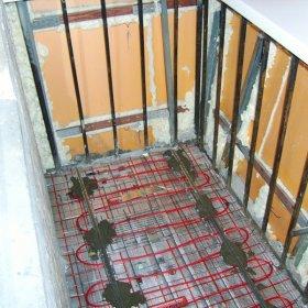 Как сделать тёплый балкон своими руками