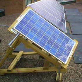 Видео как сделать солнечную батарею фото 591