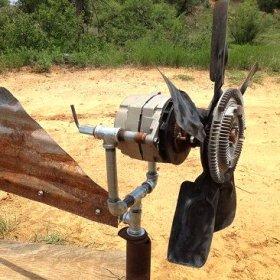 Как сделать ветряной генератор своими руками фото 670