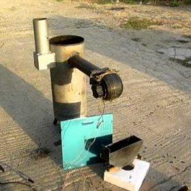 Делаем котел на отработанном масле своими руками: обзор технологии конструирования