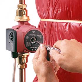Циркуляционные насосы для отопления частных домов установка