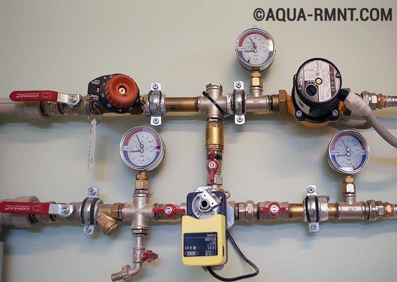 Насос повышения давления воды своими руками фото 795