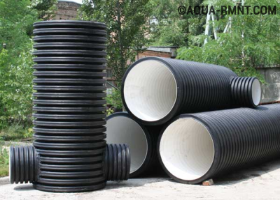 Полимерные канализационные колодцы