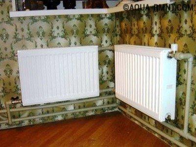 Как правильно установить радиаторы отопления в квартире