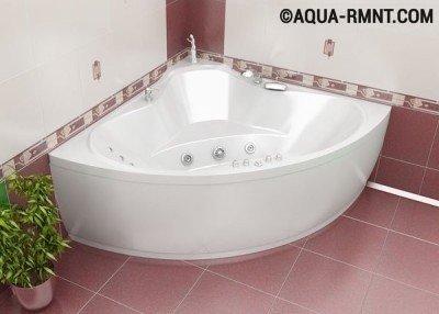 Акриловая ванна - современный выбор