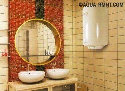 Какой накопительный водонагреватель выбрать для квартиры