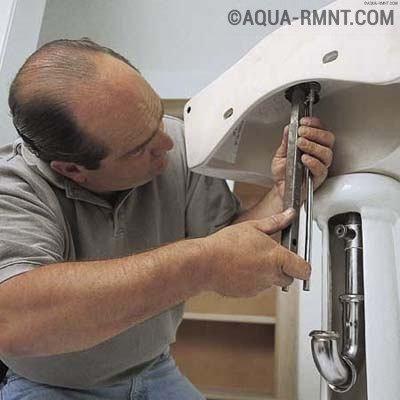 Как установить смеситель на раковину: гибкое и жесткое варианты подключения
