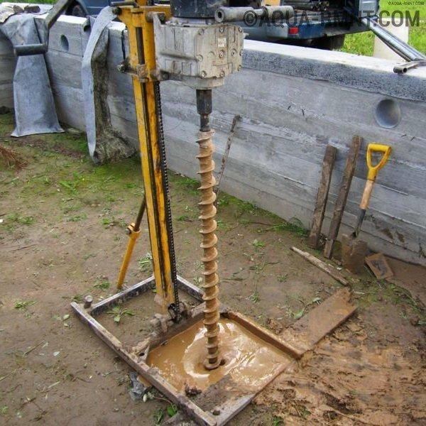 Абиссинский колодец своими руками: все про самостоятельное устройство скважины иглы