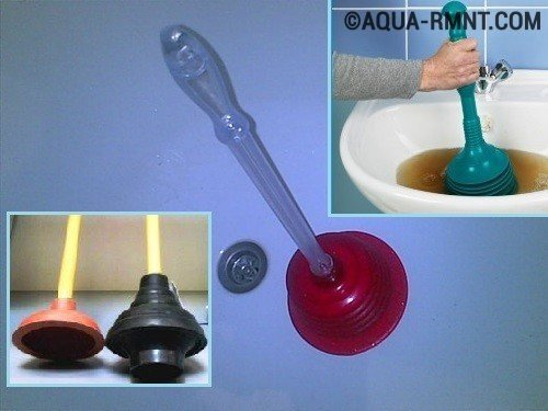 Как прочистить канализационную трубу в ванной при