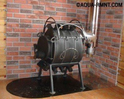 Отопление гаража можно обустроить разными способами
