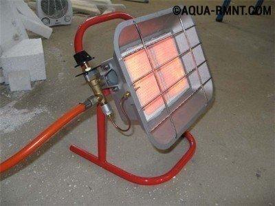 Газ - один из самых дешевых видов топлива для обогрева гаража