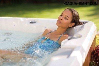 Эффект гидромассажной ванны