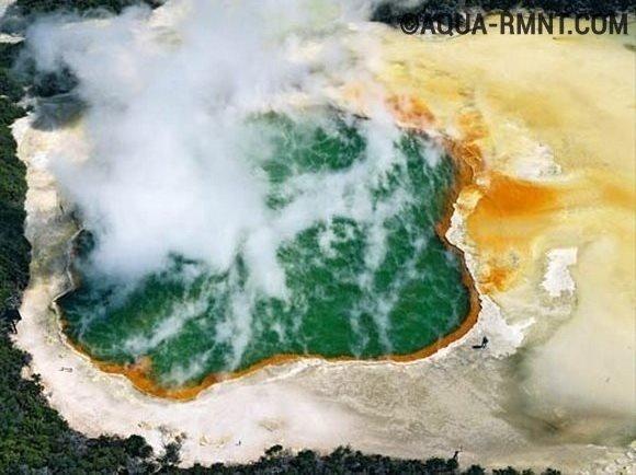 Геотермальный источник