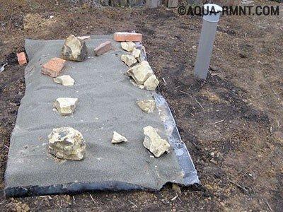 Утепляем монолитный бетонный септик