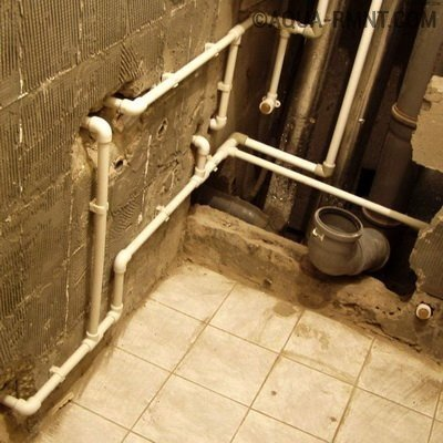 Разводка водопровода в квартире — сравнение тройниковой и коллекторной схем