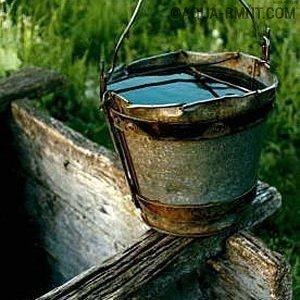 Очистка воды из колодца: борьба с помутнением + методы обеззараживания и дезинфекции