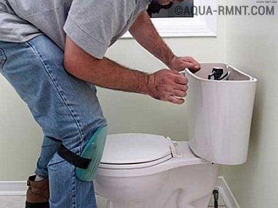Как отрегулировать поплавок для унитаза и поменять его в случае необходимости