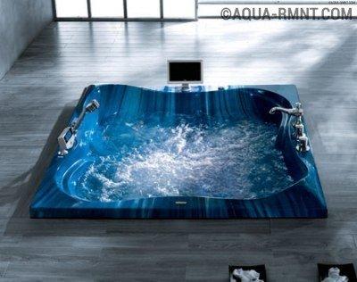 Выбор гидромассажной ванны и нюансы правильного ухода за ней
