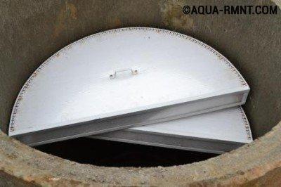 Утепляющую крышку для колодца можно сделать самому