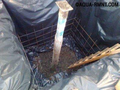 Кессон для скважины своими руками: подготовка к бетонированию