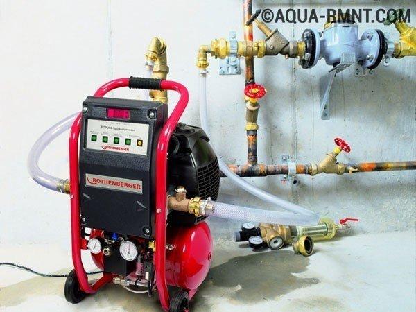 инструкция по промывке системы отопления мкд - фото 3