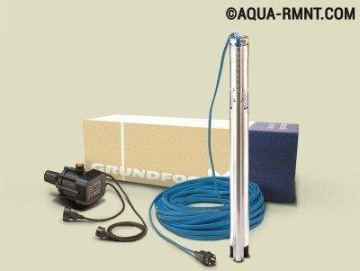 Обустройство водяной скважины: выбор насоса