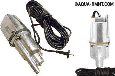 Глубинный насос родничок  относится к вибрационным устройствам