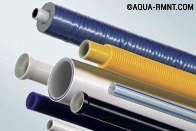 Пайка полипропиленовых труб: виды труб