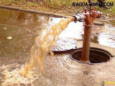 Обслуживание водозаборной скважины