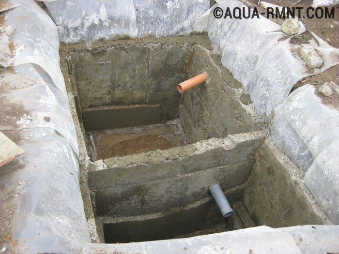 Как сделать ёмкость для воды своими руками