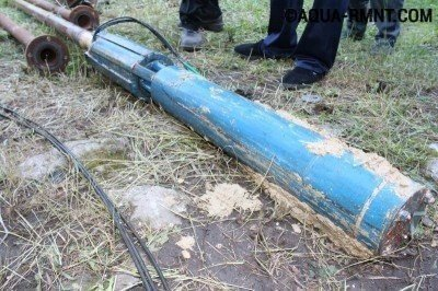 Эксплуатация водяной скважины