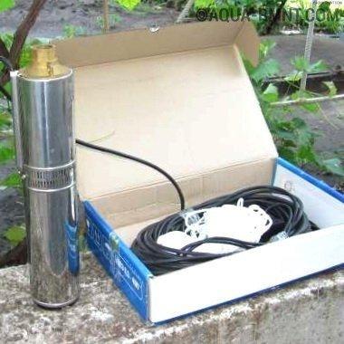Скважинный насос «Водолей» — характеристики, внутреннее устройство, подключение и мелкий ремонт
