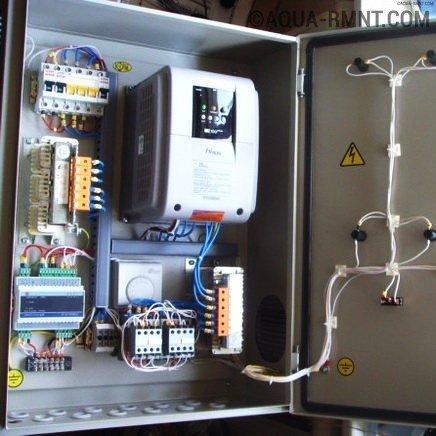 Шкаф управления насосами — что это такое и когда его нужно устанавливать?