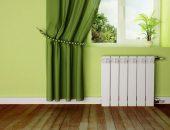 Радиатор отопления в комнате