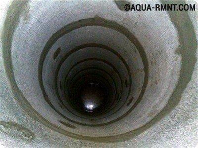 Гидроизоляция швов бетонных колец
