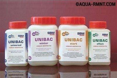Бактерии для септика UNIBAC