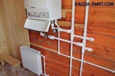 Электрическое отопление в частном доме: система с промежуточным теплоносителем