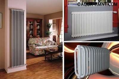 Выбор радиаторов отопления для квартиры