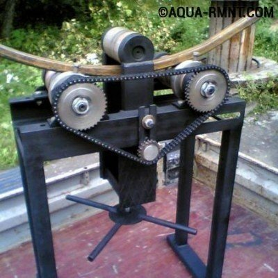 Сделать станок для гибки профильной трубы своими руками