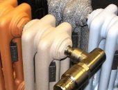 Несколько видов отопительных радиаторов