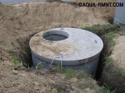 Система канализации на даче своими руками