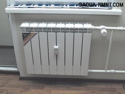 Счетчики на отопление: распределитель