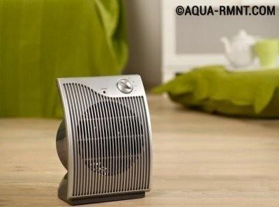 Тепловентилятор - прибор с отличным быстродействием